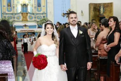 Jéssica e Daniel